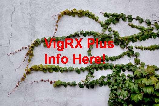 VigRX Plus Sirve De Verdad