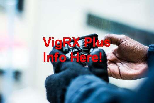 Como Se Toman Las Pastillas VigRX Plus