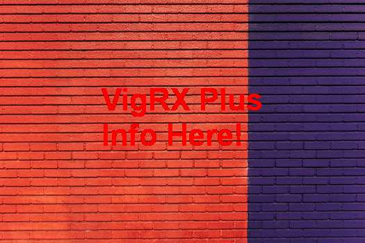 VigRX Plus In The Uk